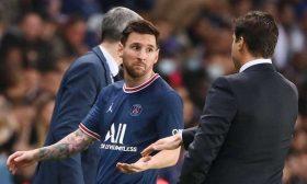 مدرب باريس سان جيرمان: لا مشكلات مع ميسي إثر تبديله خلال مباراة ليون