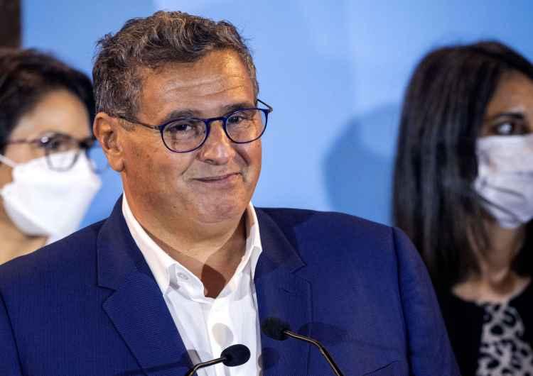 """أخنوش لصحيفة فرنسية: الانتخابات البرلمانية مثّلت رهاناً إستراتيجياً للمغرب بعد عقد من قيادة حزب """"العدالة والتنمية"""""""