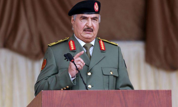خليفة حفتر.. داعية حرب يطمح إلى رئاسة ليبيا