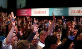 """مؤتمر حزب العمال البريطاني يصوت على دعم عقوبات ضد إسرائيل بسبب """"جريمة الفصل العنصري"""""""