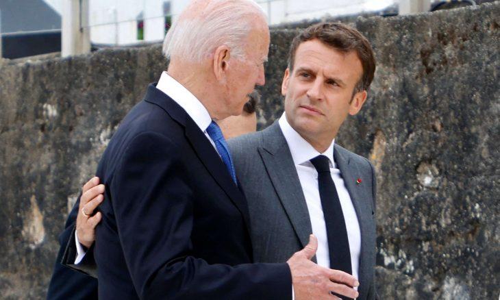 الإليزيه: ماكرون يعيد السفير الفرنسي إلى واشنطن الأسبوع القادم