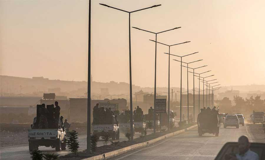 شمال غربي سوريا: موسكو تحدد بنك أهدافها وتدمر 60 موقعاً للفصائل العسكرية التي تدعمها أنقرة