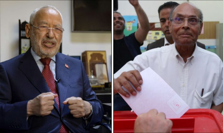 التونسيون يتّحدون ضد «دستور» سعيّد الجديد: الغنوشي يندد بـ «الانقلاب» والمرزوقي يشكّل جبهة ديمقراطية لمقاومته