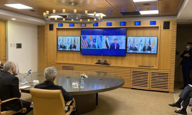 """فورين بوليسي: هدف """"الرباعية"""" الجديدة بين الهند والإمارات وإسرائيل وأمريكا هو إيران وليس الصين"""