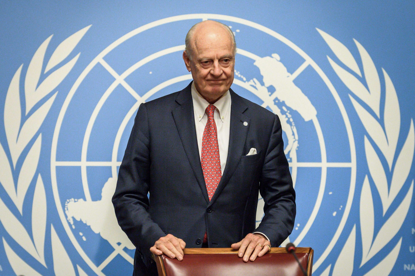 الجزائر تعبر عن ارتياحها ودعمها لجهود المبعوث الأممي الجديد في الصحراء الغربية