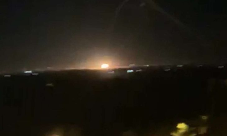 A Syrian soldier and three pro-Iran fighters were killed in an Israeli air strike - (Tweet)