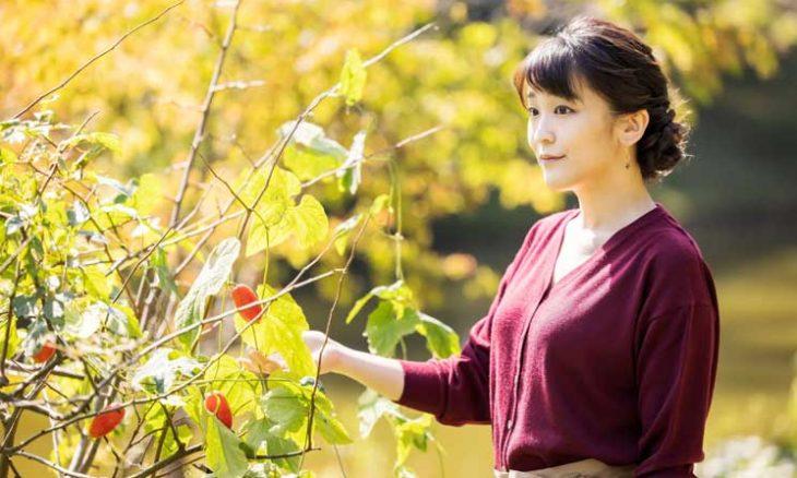 الأميرة اليابانية ماكو تتزوج رجلا من عامة الشعب