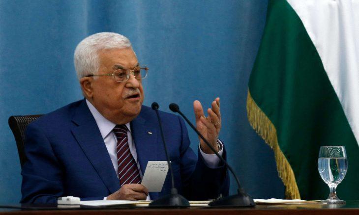 عباس: تحرك رسمي ضد تصنيف إسرائيل مؤسسات فلسطينية منظمات إرهابية
